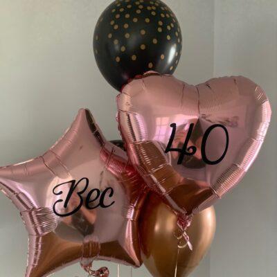 Helium Bouquets Standard